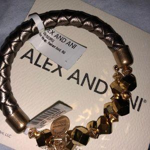 Vintage Alex and Ani bracelet